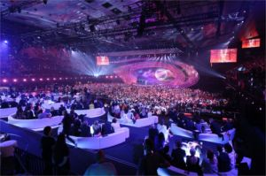 Wiener Stadthalle - Eurovision Song Contest