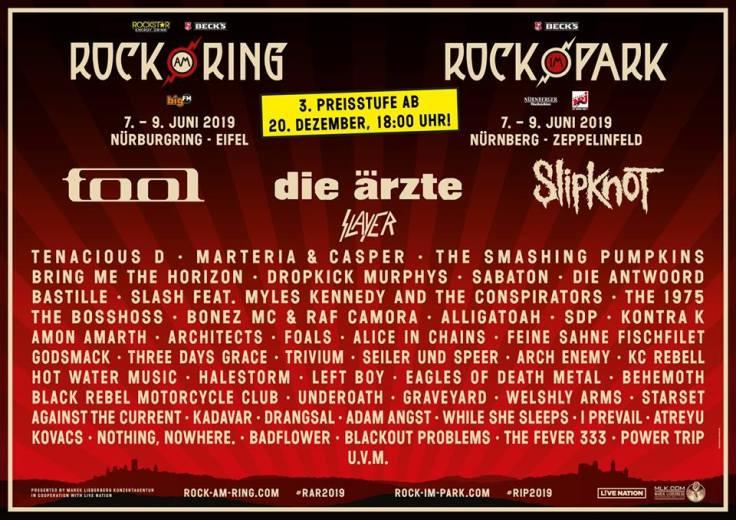 Rock am Ring & Rock im Park