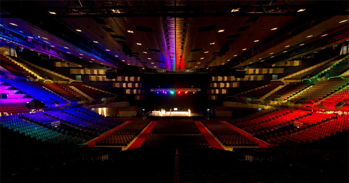 Stadthalle Wien