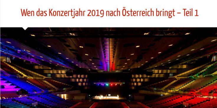 Konzertjahr 2019