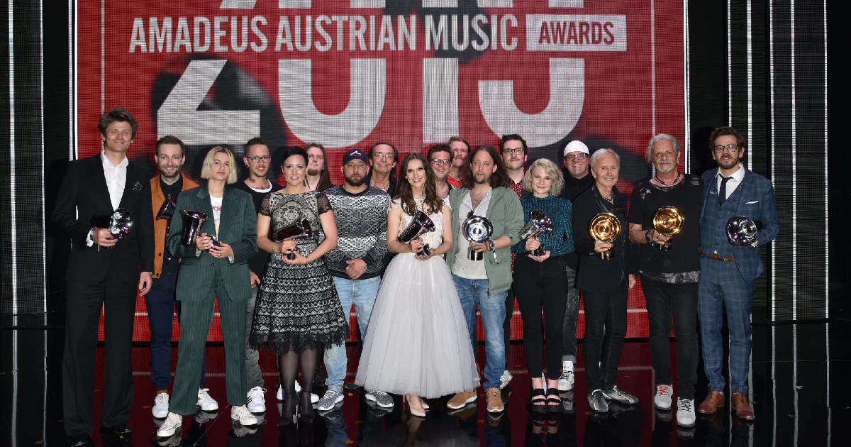 Amadeus Austrian Music Awards 2019