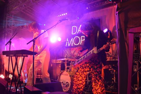 20190926 Waves Vienna Festival 4 Das Moped (c) Roddy McCorley